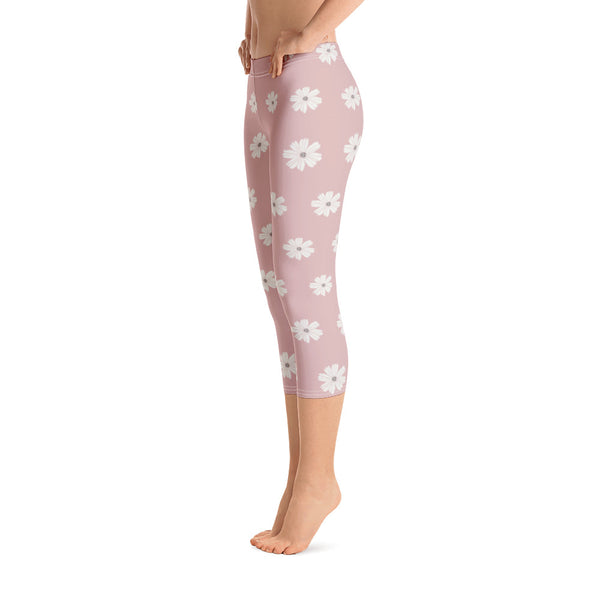 DAISY Capri Leggings