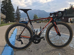 Pro Bike: Pier-André Coté's Team Edition Jamis Xenith for the Tour of Alberta