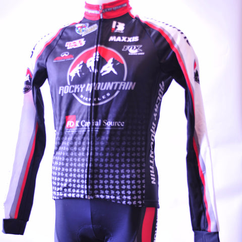 Rocky Mountain Factory Thermal Cycling Jacket, Jacket, Biemme,- CyclingOutlet.ca