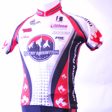 Rocky Mountain Factory Summer cycling jersey, Jersey, Biemme,- CyclingOutlet.ca