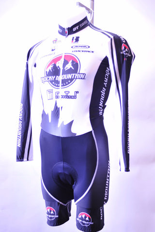 Rocky Mountain Factory Long Sleeve skinsuit, Skinsuit, Biemme,- CyclingOutlet.ca