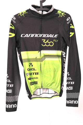 Cannondale 360fly Cycling Thermal Jersey - Small - Used