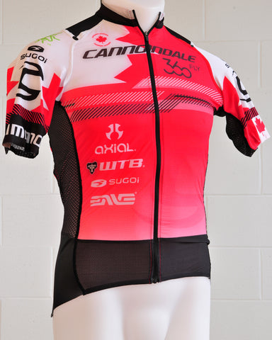 Team Cannondale 360fly Canadian Champ Jersey -  Small - New