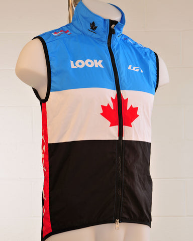 Team Canada Cycling Vest - Small - New & Used