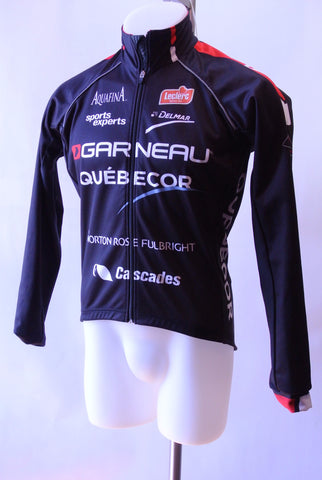 Garneau-Québécor Thermal Jacket 2014, Jacket, Louis Garneau,- CyclingOutlet.ca
