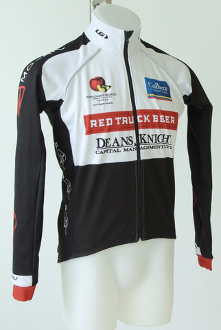 Red-Truck Racing Thermal Jacket, Jacket, Louis Garneau,- CyclingOutlet.ca