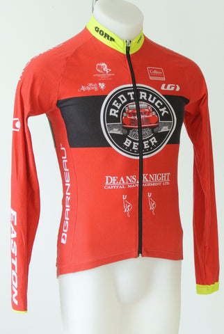 Red-Truck Racing Long-sleeve cycling jersey, Long-sleeve jersey, Louis Garneau,- CyclingOutlet.ca
