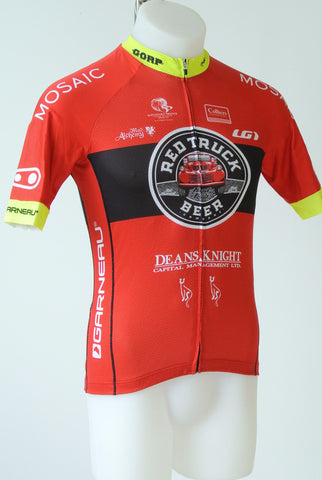 Red-Truck Racing Carbon Training Jersey, Jersey, Louis Garneau,- CyclingOutlet.ca