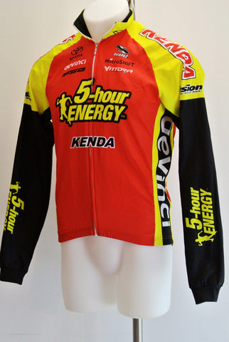 5-Hour Energy Cycling Wind Jacket