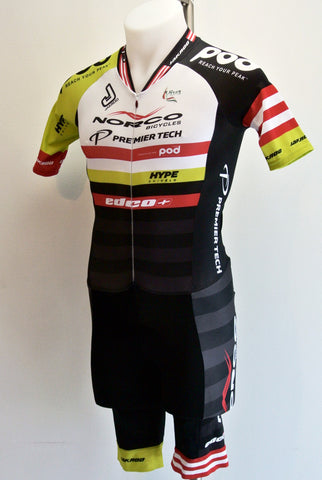 Team Norco PremierTech Racing Skinsuit