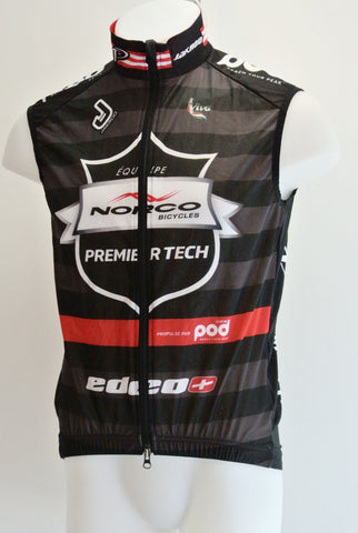 Team Norco PremierTech Windproof Cycling Vest