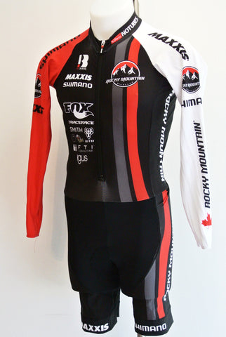 Rocky Mountain Factory Long Sleeve Skinsuit