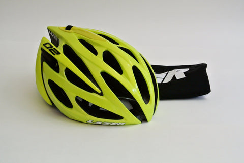Lazer O2 Cycling Helmet - Universal Size - Used
