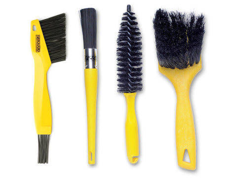 Pedro's 4-piece PRO brush kit