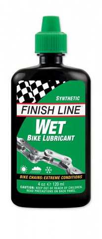 Finish Line Wet Lube - 120ml
