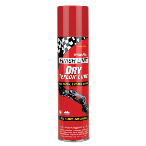 Finish Line Dry Teflon Lube - 12oz.