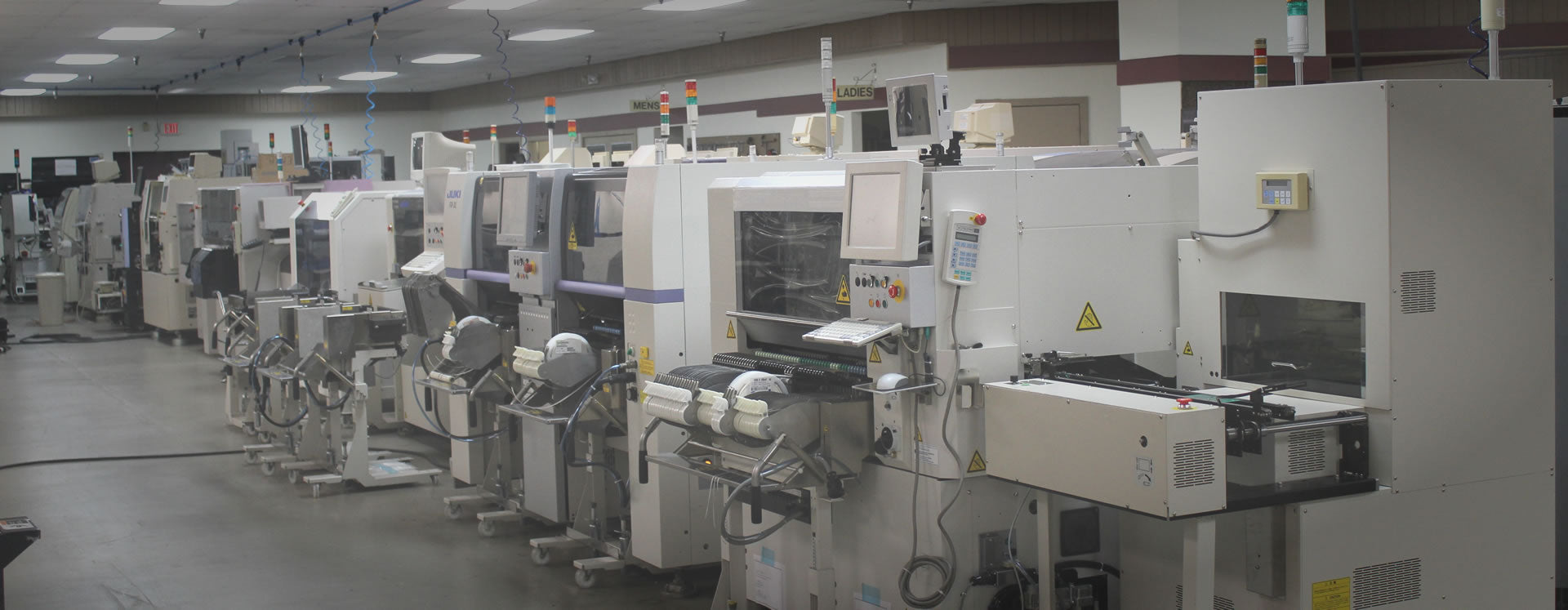 PFI Parts LLC Juki Pick and Place Machines
