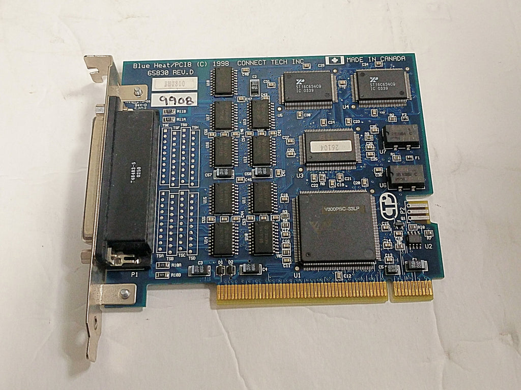 Blue Heat/PCI RS-232 65830