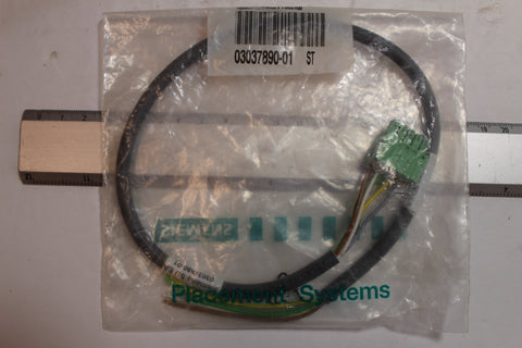 Siemens 03037890-01 CABLE FOR RETRO FIT KIT 1-WIRE HUB