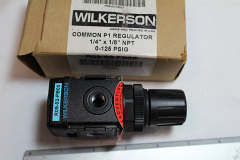Wilkerson R09-02-FB00 Common P1 Regulator