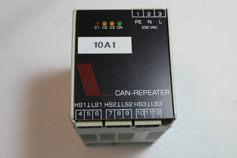 Elrest 1010583 ASYS/E CT/REPEATER/CAN/123KB