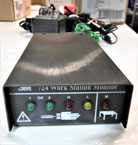 3M 724 Work Station Monitor
