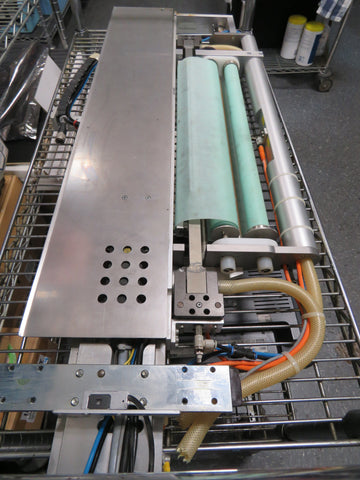 Ekra Stencil Cleaning Assembly