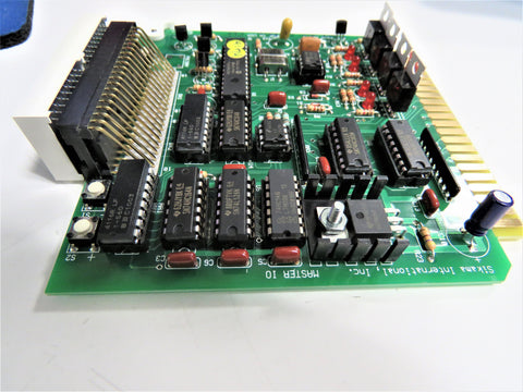 Sikama Master I/O Card Assembly
