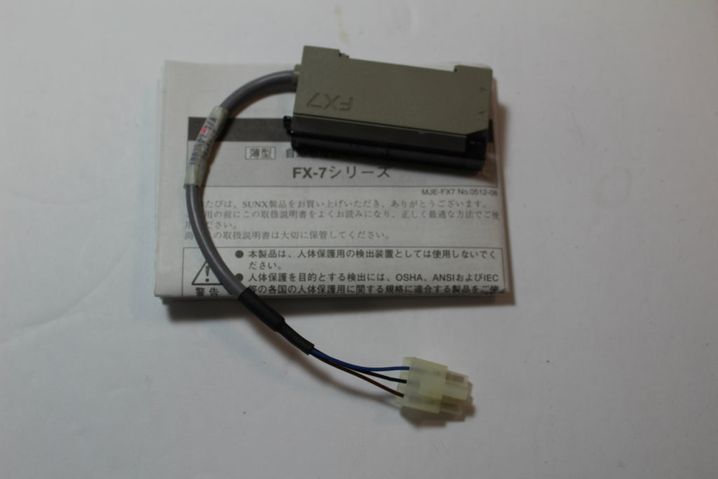 Speedline 1003402 Sunx FX-7 Photoelectric Sensor