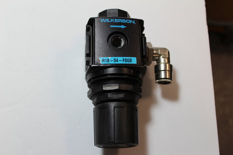 Wilkerson R18-04-F0G0 Air Regulator