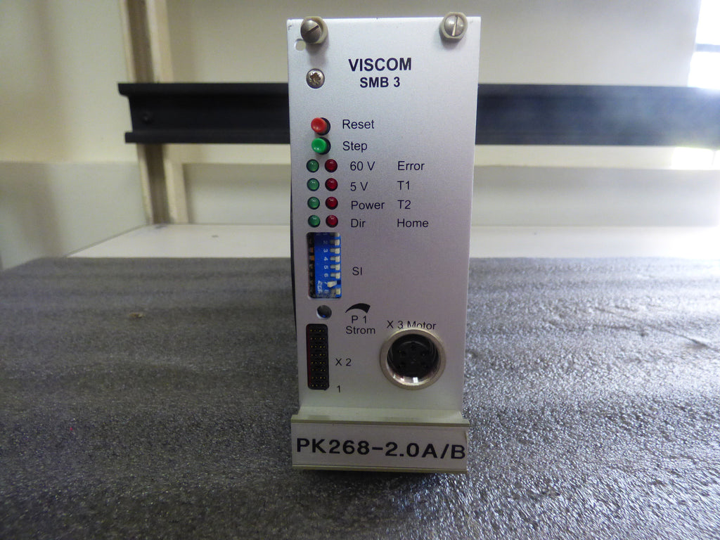 SMB 3 30.008.0018 - Viscom  parts (786) 681-7852 / www.pfipartsus.com