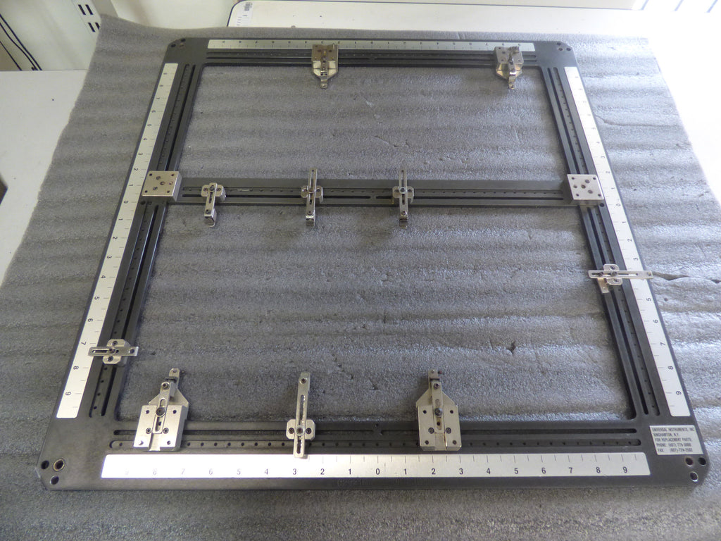 Universal Instruments Adjustable Workboard Holders - Universal Instruments  parts (786) 681-7852 / www.pfipartsus.com