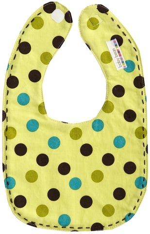 bib : green dot