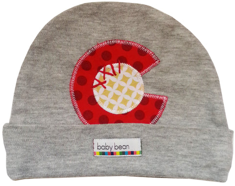 CO Flag Cap grey