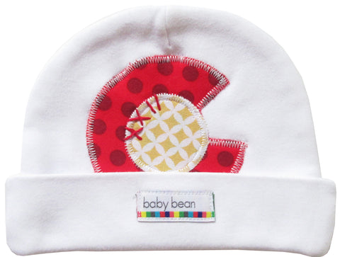 CO Flag Cap white