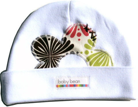 flower cap : ivory tile