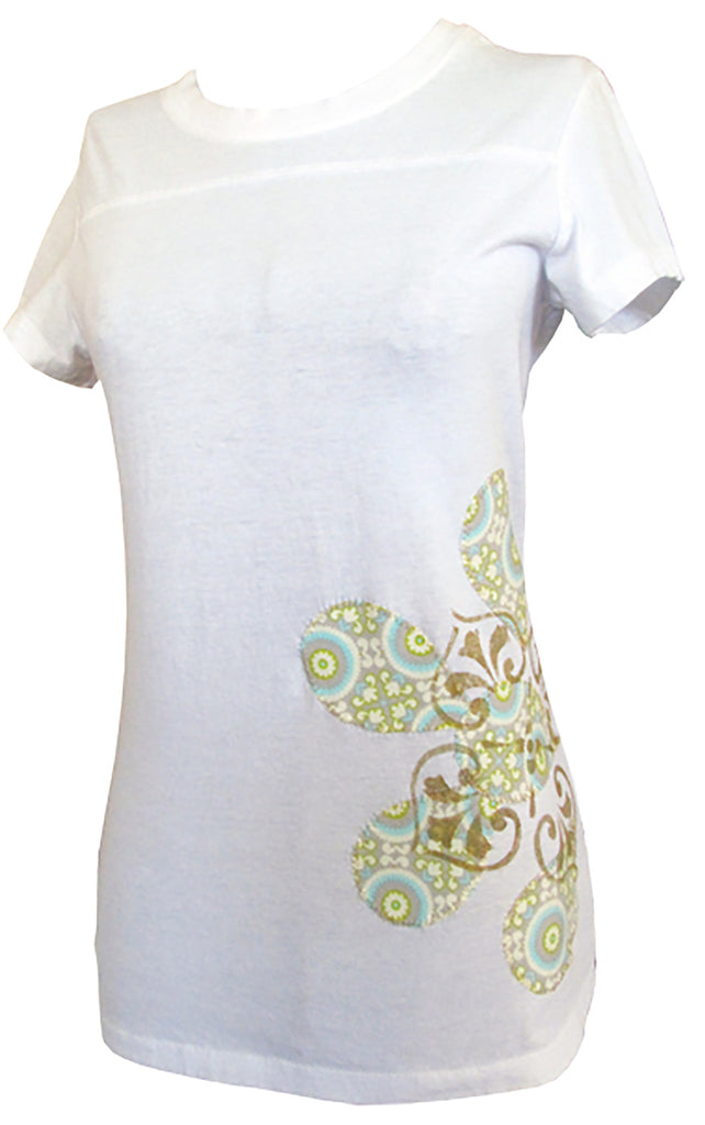 bean {for women} : kumari stone tee