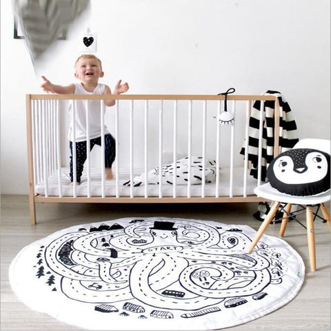 OCTOPUS BABY PLAYMAT