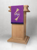 Advent Sample Lectern Hanging