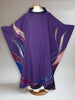 Flame Chasuble in Sarum Purple
