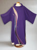 Flame Dalmatic in Sarum Purple
