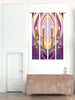 Advent Candle Banners
