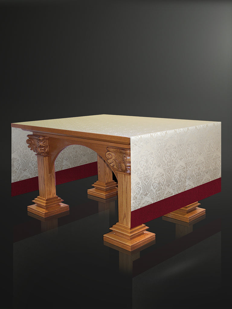 Runner Altar Cloth <br> With Border <br> 30% off