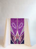 lent scarves crown of thorns purple