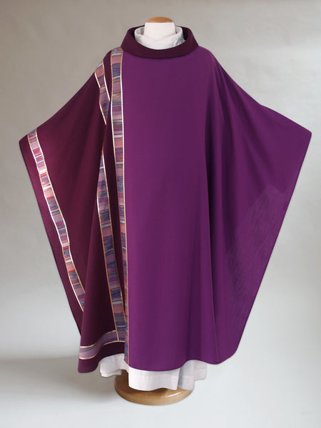300 Series Asymmetrical Chasuble