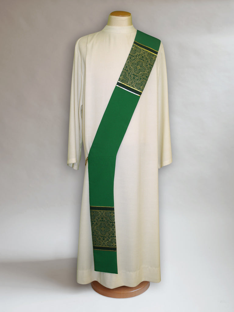 Ordinary Time Classic Deacon Stole