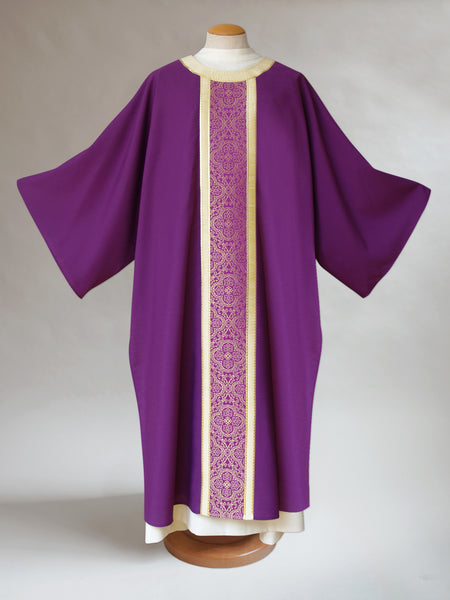 Advent Classic Brocade Dalmatic