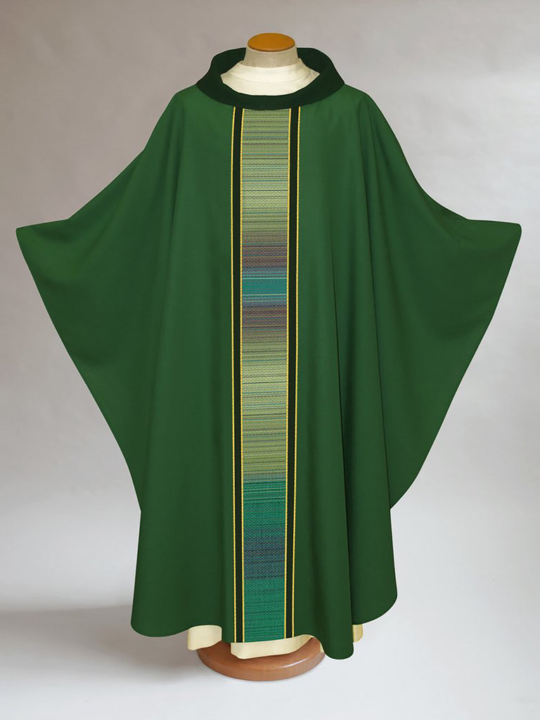 Classic Duomo & Woven Chasuble