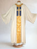 gold & white dalmatic for easter and christmas
