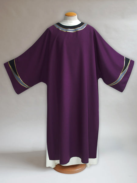 Curvilinear Lent Dalmatic